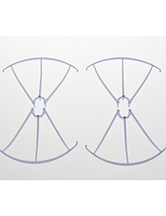 4 stuks x5c-03 blade beschermen frame van reserveonderdelen voor SYMA x5c rc quadcopter helikopter drone