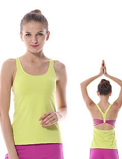 yokaland fa / WT14 einzigartige Rückengurt Design hoch dehnbar Yoga Tank