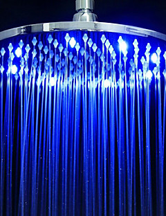 Modern Regendouche Chroom Kenmerk for  LED / Regenval / Milieuvriendelijk , Douchekop