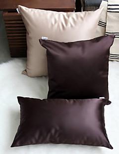 menor capa de almofada almofada de seda faux capa de almofada capa de pequeno-almoço
