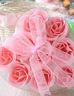 Praktiska gåvor Hjärtformad Party Favors & gåvor Bridal Shower/Födelsedag/Alla hjärtans/Jubileum # Multifärg Gummi