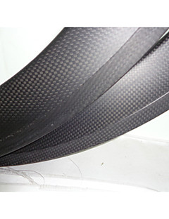 NEASTY Brand  3K Matte Full Carbon Fiber Road Bicycle Clincher Rim 700C Wheel 20/24 holes