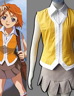 コスプレ活力舞-HiME女性の学校制服コスプレ衣装