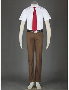 コスプレ活力生徒会役員共男性の制服コスプレ衣装