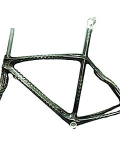 Neasty Brand 700C Full Carbon Fiber Frame and Fork Carbon Black Bicycle Frame 50/52/56CM
