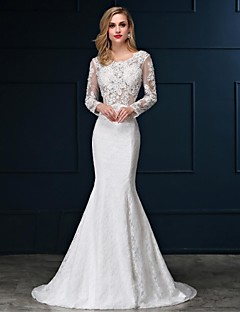 Cheap TrumpetMermaid Wedding Dresses Online TrumpetMermaid