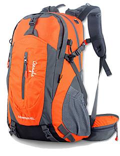 40 L Backpacking paketi Biciklizam ruksak Putovanja Duffel Kabanice za ruksak Camping & planinarenje Penjanje PutovanjeVodootporno