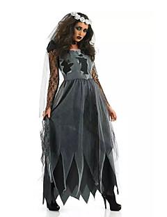 Ghost Bride Black Adult Women's Halloween Costume
