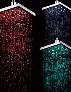 Torneira de Chuveiro LED/Chuveiro Tipo Chuva Cromado ) - ESTILO Contemporâneo