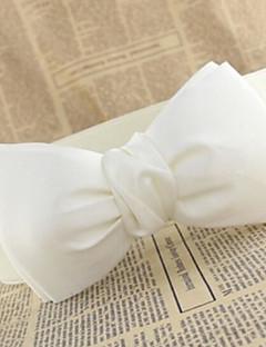Faixa Acrílico Faixas para Mulheres Casamento/Festa/Noite Laço