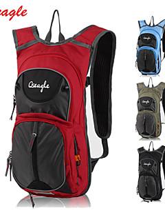 25 L Cyklistika Backpack Batohy Outdoor a turistika Lezení cestování Cyklistika Voděodolný Odolné vůči dešti Nositelný MultifunkčníNylon