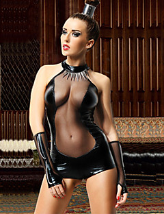 Strapless Dress Sexy SM Halloween Costumes For women