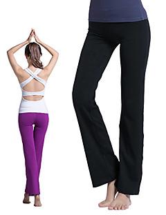 נשים יוגה מכנסיים / הפתילה / דחיסה / חומרים / יוגה / פילאטיס / כושר-25 קל