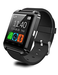 U8 SmartWatch bluetooth beantwoorden / camera bericht media control / anti-verloren voor android / ios smartphone