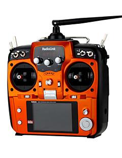 radiolink AT10 2,4 g 10CH rc hobby sender med r10d modtager