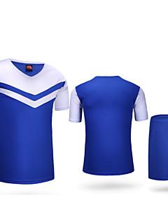 Herre Fotball Skjorte + shorts Klessett/Dresser Pustende Fort Tørring Lettvektsmateriale Vår Sommer Høst Vinter Klassisk TeryleneFotball