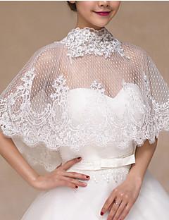 Mariage / Soirée / Professionnel / Casual Dentelle Capelets / Boleros Sans manches Wraps de mariage