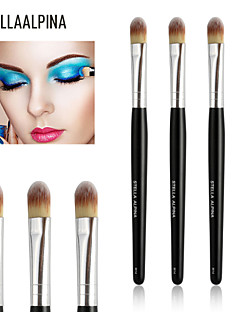 Stellaalpina Eyeshadow Brush Synthetic Hair MAC Makeup Style Professional Wood Eye