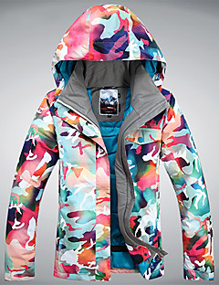 Per donna Giacche da sci/snowboard Sci / Skate / Sport da neve / SnowboardImpermeabile / Traspirante / Indossabile / Antivento / Tenere