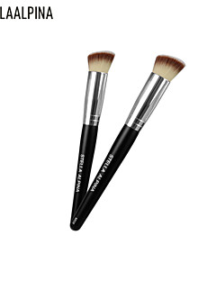 Stellaalpina Foundation Brush Nylon MAC Makeup Style Eco-friendly / Portable Wood Face