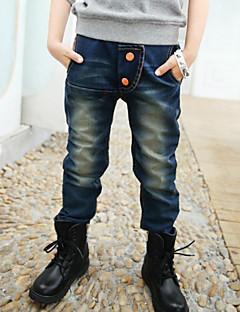 Jungen Jeans - Baumwolle Patchwork Ganzjährig