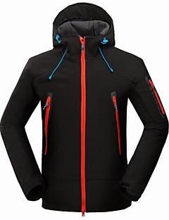 Homens Jaqueta de Inverno Jaqueta Blusas Acampar e CaminharImpermeável A Prova de Vento Resistente Raios Ultravioleta Anti-Irradiação
