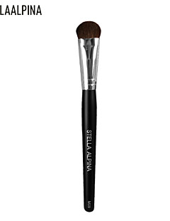 Stellaalpina Eyeshadow Brush Horse MAC Makeup Style Eco-friendly / Portable Wood Eye