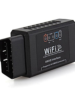 Wireless Wifi OBD2 OBDII Auto Car Diagnostic Interface Scan Adapter for iPhone