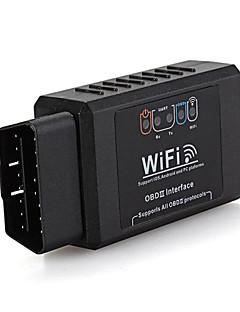 아이폰 무선 WiFi OBD2 OBDII 자동차 자동차 진단 인터페이스 스캔 어댑터