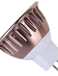 9W GU10 / GU5.3(MR16) Spot LED MR16 1 COB 850 lm Blanc Chaud / Blanc Froid Décorative AC 85-265 V 1 pièce