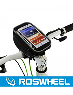 Bolsa Celular / Bolsa para Guidão de Bicicleta Ciclismo Para Samsung Galaxy S4 / Outros Similares Tamanho Telefones (Á Prova-de-Água /