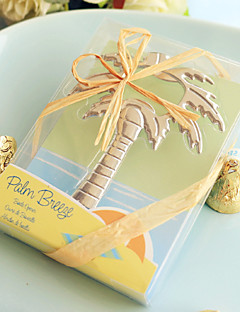 Ocean Breeze Palm Tree Wine Bottle Opener Beach Wedding Party Favors