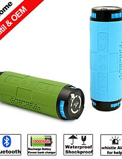 besteye®x18 20w 4.0version Bluetooth динамик с 10000mAh батарея перезарядки беспроводные колонки