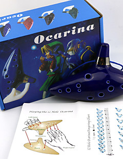 The Legend of Zelda 14CM Ocarina of Time Cosplay Props Accessories