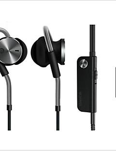 Huawei AM180 Earphone Active Noise Canceling Hi-Fi In-ear Headphone Headset 3.5mm Jack Control+Mic for Ascend Mate 7 P8