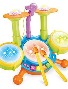 baby leksak trumset musikinstrument leksak Morf för barn småbarn