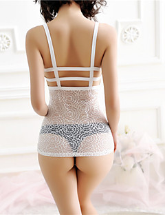 Women's Sexy Solid Halter Sleeveless Lace Bottoming Vest