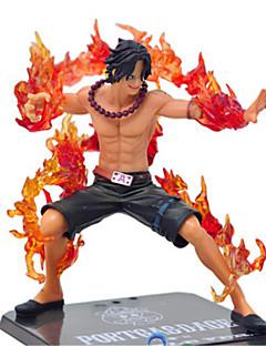 One Piece Fire Fist ACE ZERO Combat Version Anime Action Figures Model Toy