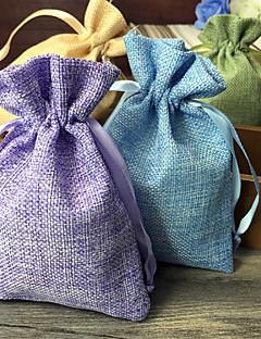 6 Piece/Set Favor Holder - Creative Jute Favor Bags Non-personalised