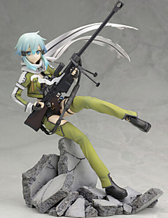 Sword Art Online Andre PVC Anime Action Figurer Modell Leker Doll Toy