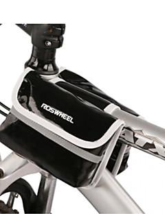 ROSWHEEL® Bike Bag 4LLBike Frame Bag Waterproof / Rain-Proof / Shockproof / Wearable Bicycle Bag Nylon / Waterproof Material / Terylene