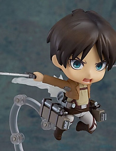 Attack on Titan Eren Jager PVC Anime Action Figures model Toys Doll Toy