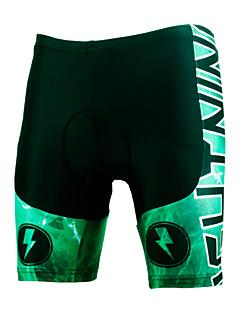 ILPALADINO מכנס קצר מרופד לרכיבה לגברים יוניסקס אופניים מכנסיים קצרים שורטים (מכנסיים קצרים) מרופדיםנושם ייבוש מהיר עמיד עיצוב אנטומי