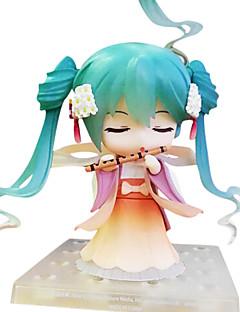 Vocaloid Hatsune Miku 10CM Figuras de Ação Anime modelo Brinquedos boneca Toy