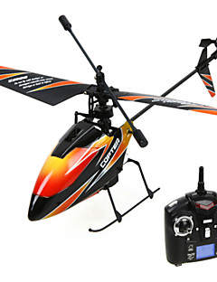 WLtoys V911 2.4GHz 4CH Remote Control Helicopter RC Quadcopter with Gyro Mode 2  BNF