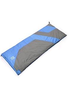 Sleeping Bag Rectangular Bag Single -10-20 Duck Down 1500g 215cmX78cm Camping / Beach / Traveling / Outdoor / IndoorMoisture Permeability