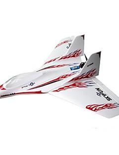 Skyartec rc skyfun avión sin escobillas LCD de 2,4 GHz con la tecnología 3g3x rtf (AP04-x1)