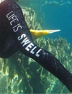 Ostatní Dámské Spodní část oděvu / Mokrý / Ochrana proti vyrážce / Neopren Diving Suit Voděodolný / Odolný vůči UV záření / Yumuşaklık
