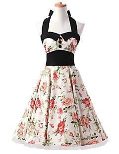 Andere Cosplay Kostüme Film Cosplay Kostüme Kleid / Minimantel Baumwolle Frau