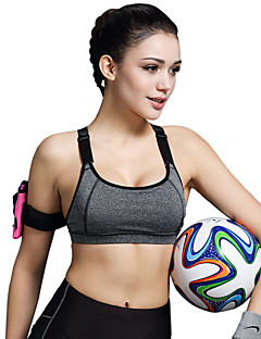 Cycling Vest Women's Breathable / Compression Bike Vest/Gilet / Bra / Underwear / Base Layers / Tops Nylon / Tactel SolidYoga / Exercise